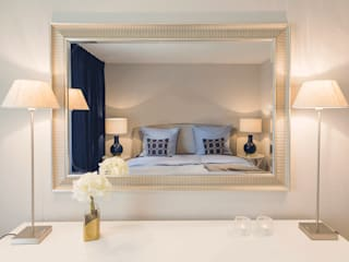 Bedroom by Homemate GmbH, Country