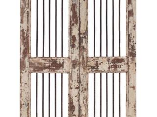 Puerta con cuarterones: Puertas de madera de estilo  de Conely