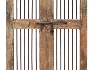 Puerta antigua Vintage : Puertas de madera de estilo  de Conely