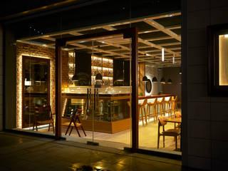 İndeko İç Mimari ve Tasarım Gastronomie moderne