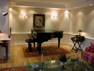 İndeko İç Mimari ve Tasarım Classic style living room