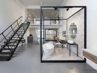 Moderne Badezimmer von Mariska Jagt Interior Design Modern