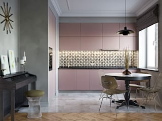 Tim Gabriel Design Kitchen