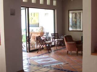 Sala: Salas de estilo  por Bojorquez Arquitectos SA de CV