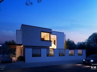 Casa Dátil 26 Casas modernas de Ambás Arquitectos Moderno
