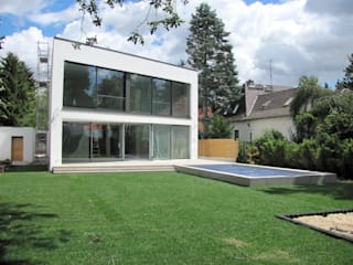 Taman Modern Oleh Hesselbach GmbH Modern