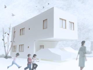 外観 1 : 上原一朗建築造形研究所が手掛けた家です。