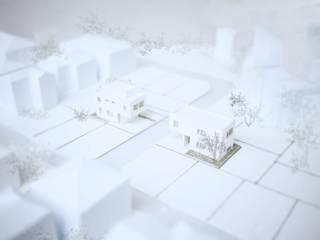 全景: 上原一朗建築造形研究所が手掛けた家です。