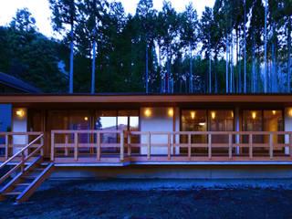 外観 ① : 上原一朗建築造形研究所が手掛けた家です。