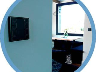 Indomotiq, Inmótica y Domótica (Zona norte) Modern living room