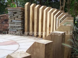 Various Projects Jardin moderne par Urban Landscape Design Ltd Moderne