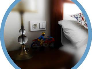 Indomotiq, Inmótica y Domótica (Madrid y zona centro) Modern style bedroom