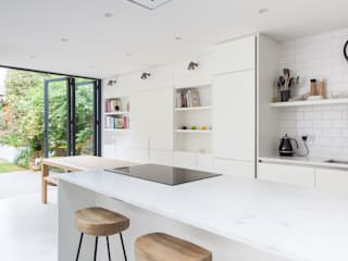 kitchen Modern kitchen by TAS Architects Modern