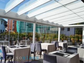 Vista panorámicas : Hoteles de estilo  de FELSOGLASS S.L.
