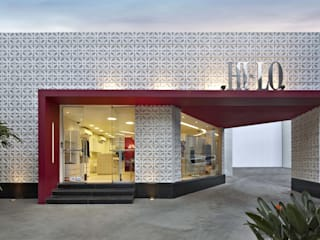 David Guerra Arquitetura e Interiores Modern offices & stores