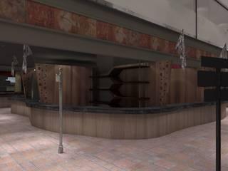 Galerías y espacios comerciales de estilo moderno de Arq. Jacobo Smeke Moderno