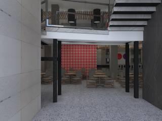 Gastronomía de estilo moderno de Arq. Jacobo Smeke Moderno