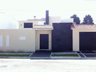 Casa AG: Casas de estilo  por GRUPO ESGO