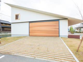 桑名の家: ダトリエ一級建築士事務所 LLCが手掛けた家です。