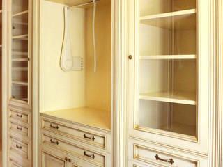 Встроенные шкафы:  в . Автор – ООО  'Мебель Эдема',
