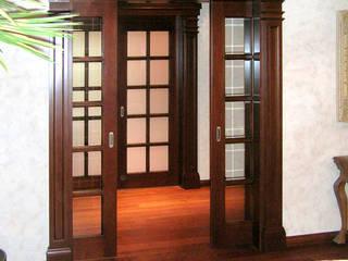 Двери и перегородки на заказ:  в . Автор – ООО  'Мебель Эдема',