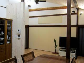 de estilo  por 宮崎環境建築設計