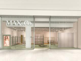 Retail design:  in stile  di Menozzi Studio
