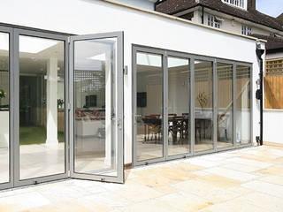 Range of Doors:  Garden by Cedar Bifold Company
