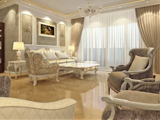Classic style living room by Boly Designs Classic