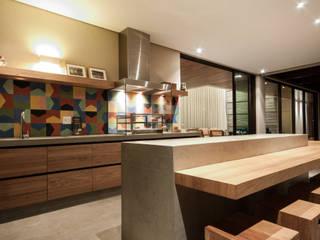Casas modernas de Elisa Vasconcelos Arquitetura Interiores Moderno