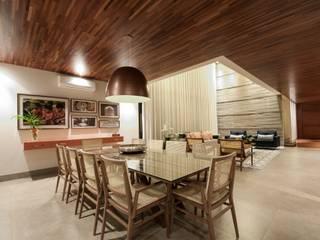 Comedores de estilo moderno de Elisa Vasconcelos Arquitetura Interiores Moderno