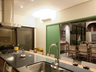 Cocinas de estilo moderno de Elisa Vasconcelos Arquitetura Interiores Moderno