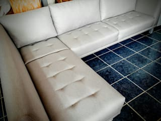 Estilo en muebles Living roomSofas & armchairs Grey