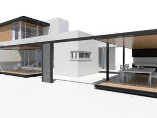 獨棟房 by 1.61 Arquitectos