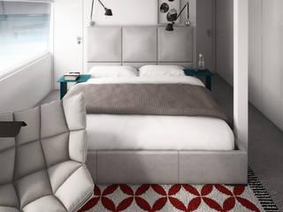 JACHT - Azalea cruise: styl , w kategorii Jachty i motorówki zaprojektowany przez oshi pracownia projektowa,