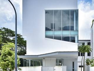 Casas de estilo  por Sen's Photographyたてもの写真工房すえひろ, Moderno
