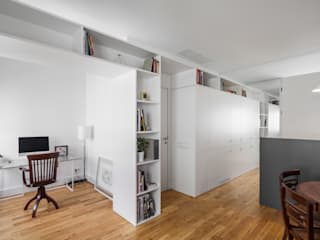 Minimalist study/office by FMO ARCHITECTURE Minimalist