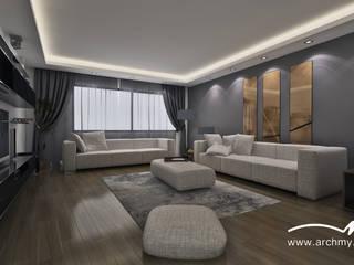 ARCHMY Mimarlık – Alsancak H-A Evi:  tarz