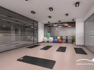 ARCHMY Mimarlık – Karşıyaka GT Spor Merkezi:  tarz