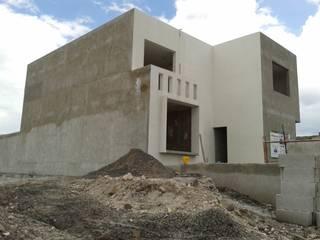 Construcción residencia Lomas de Juriquilla Grupo Puente Arquitectos.com