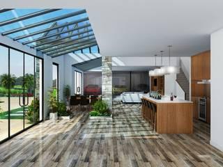 Hotels by Yantram Design Studio di architettura
