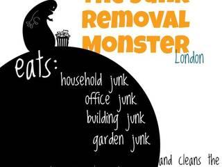 de estilo  por Junk Removal Monster