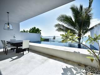 Terrace by Sen's Photographyたてもの写真工房すえひろ, Modern
