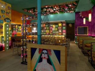 Restaurantes de estilo  por NOGARQ C.A.