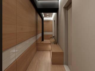 APARTAMENTO JS Closets de estilo moderno de NOGARQ C.A. Moderno