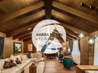 Soggiorno: Soggiorno in stile  di Ambra Piccin Architetto