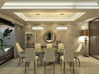 Villa Arellano Comedores de estilo moderno de NOGARQ C.A. Moderno