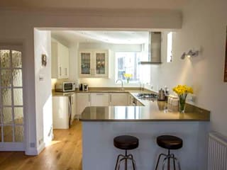 Rear Extension – Berrylands, Surrey Cocinas modernas de Cube Lofts Moderno