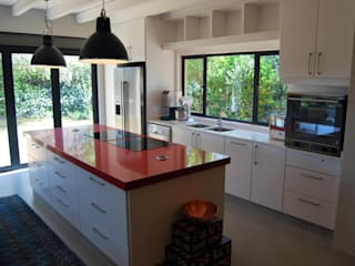 Cocinas de estilo  por Capital Kitchens cc