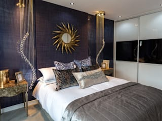 Beautiful Bedrooms 클래식스타일 침실 by Graeme Fuller Design Ltd 클래식
